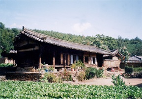 Chilgok Sarangchae(Husband's quarters)