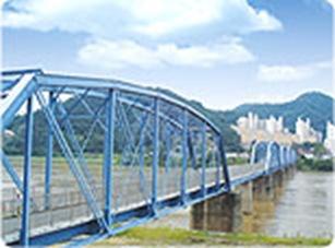 Chilgok Nakdong River Railroad Bridge
