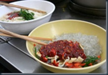 Noodles at Nampo-dong Meokjagolmok