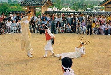 Chuji Madang Scene