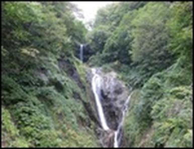 Ulleung Bongnae-Pukpo-Waterfall