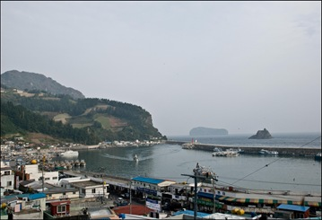 Ulleungdo Jeodong Harbour
