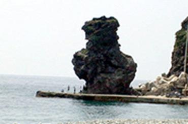 Ulleung Saja Bawi
