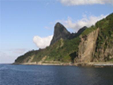 Ulleung Songgotbong Peak