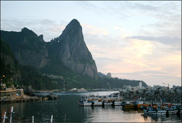 Ulleung Cheonbu Harbour
