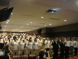 Auditorium Oath Taking Ceremony 01