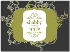 shabby apple logo