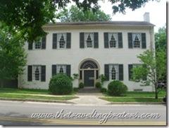 the weeden house