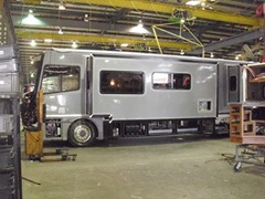 Tiffin Motor home factory tour