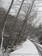 snowy river gatlinburg
