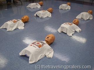 cpr mannequins