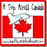 trip across canada
