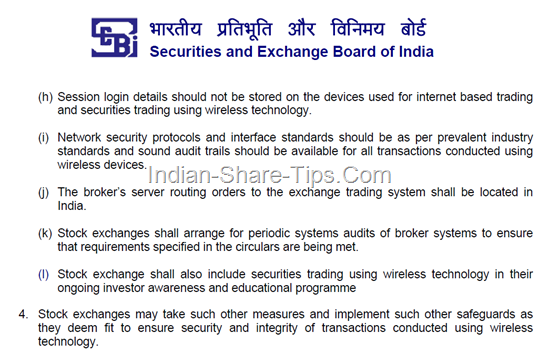 Mobile Trading in India | Mobile Trading application | Mobile Trading Software | Indian Stock