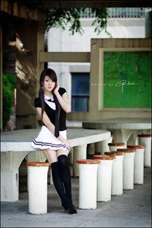 Hwang Mi Hee School Girl Style 1-2