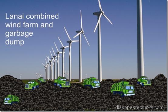 Windfarm Dump