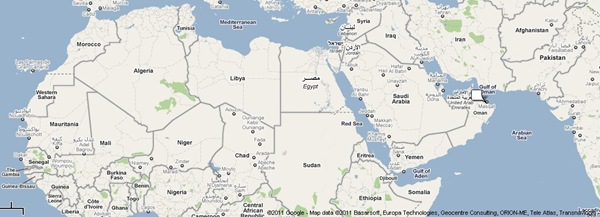 Disappeared news oman where is that heres a map out the old world atlas to have a look umm wait no more atlas nowadays we use google maps so heres a map of the region click for larger image gumiabroncs Choice Image
