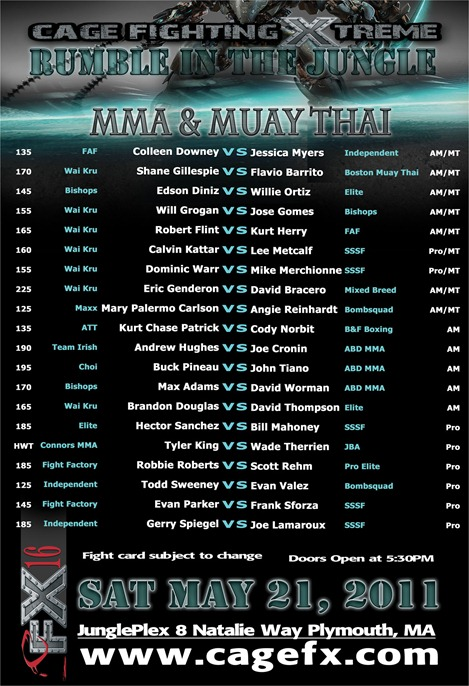 May21Fightcard