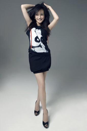 hot star vicki zhao wei