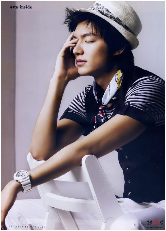 Lee Min-ho photos