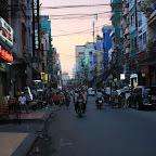 Sunsettiä Saigonissa