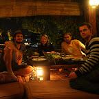 Fodue-illallinen hyvassa seurassa