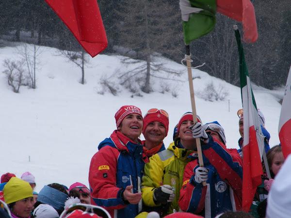 Giacomo D'Agostini (a sinistra)