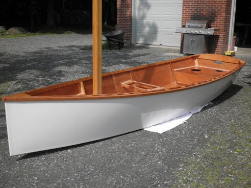 Instant Boats Teal : Payson bolger and the original instant boats