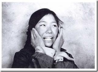 In un villaggio del Tibet centrale 1986