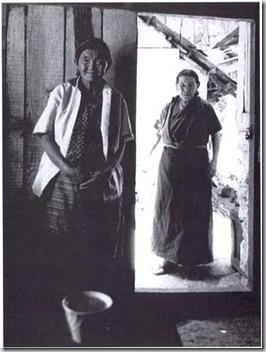 Le vicine di casa McLeod Ganij 1980
