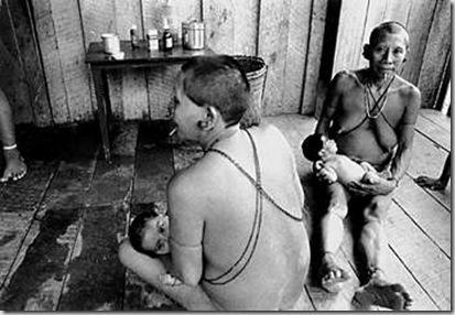 Matis (Amazonas), 1988.