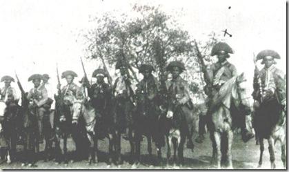 Esquadrão de Lampião que preferia Cavalo Branco