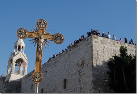 Mideast Israel Palestinians Christmas
