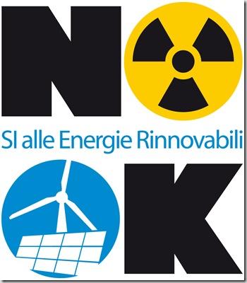NO nucleare, OK rinnovabile