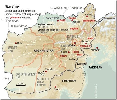 War Zone Afghanistan