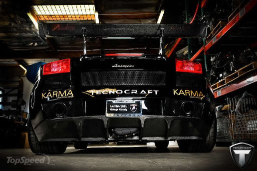 2011 Lamborghini Gallardo By Tecnocraft