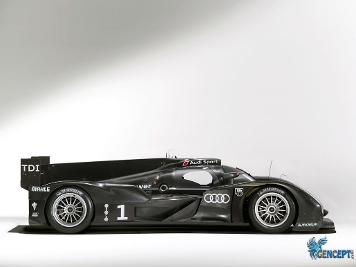 New Audi R18 LMS Racer Revealed