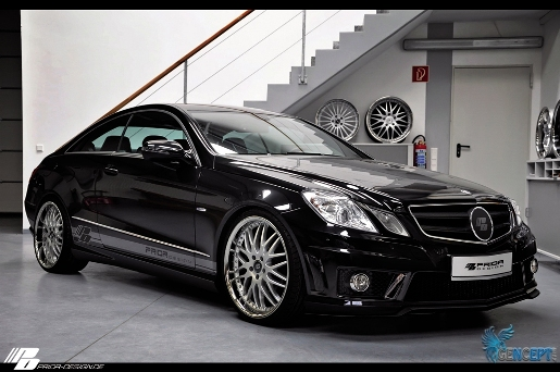 2011 Mercedes E-Class Coupe By Prior Design