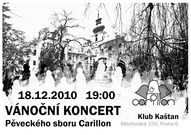 Pozvánka na Vánoční koncert