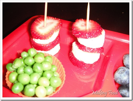cat in the hat inspired snack!