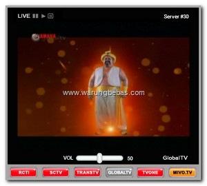 TV Online Mivo RCTI