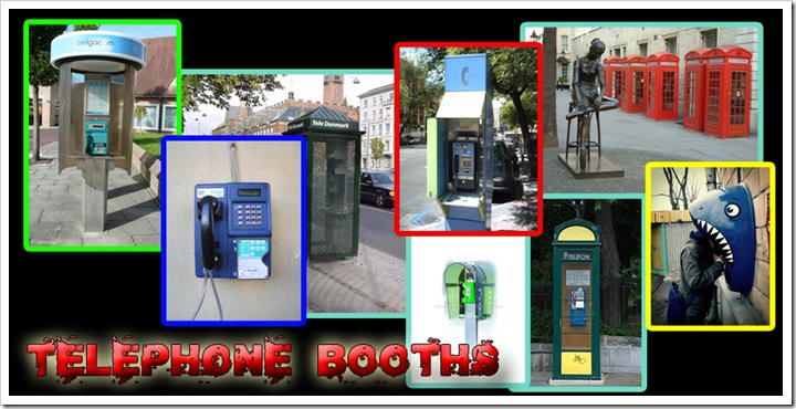 Telephone Booths by Factual Solutions