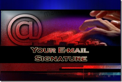 Your E-mail  Signature by Factual Solutions