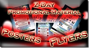 Z Day Promotional Material by Factual Solutions