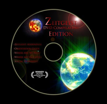 Zeitgeist DVD Compilation by Factual Solutions