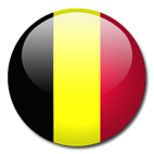 Belgium Flag by Factual Solutions