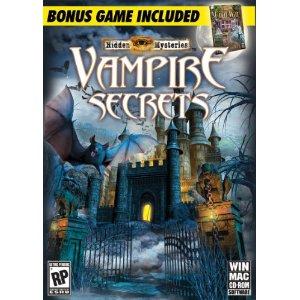 free Hidden Mysteries Vampire Secrets