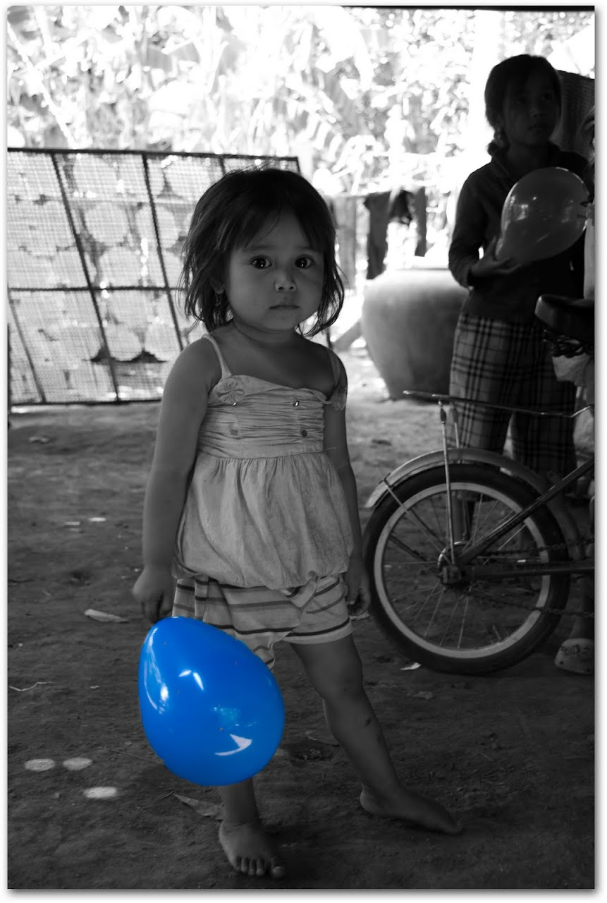 Child at Battambang