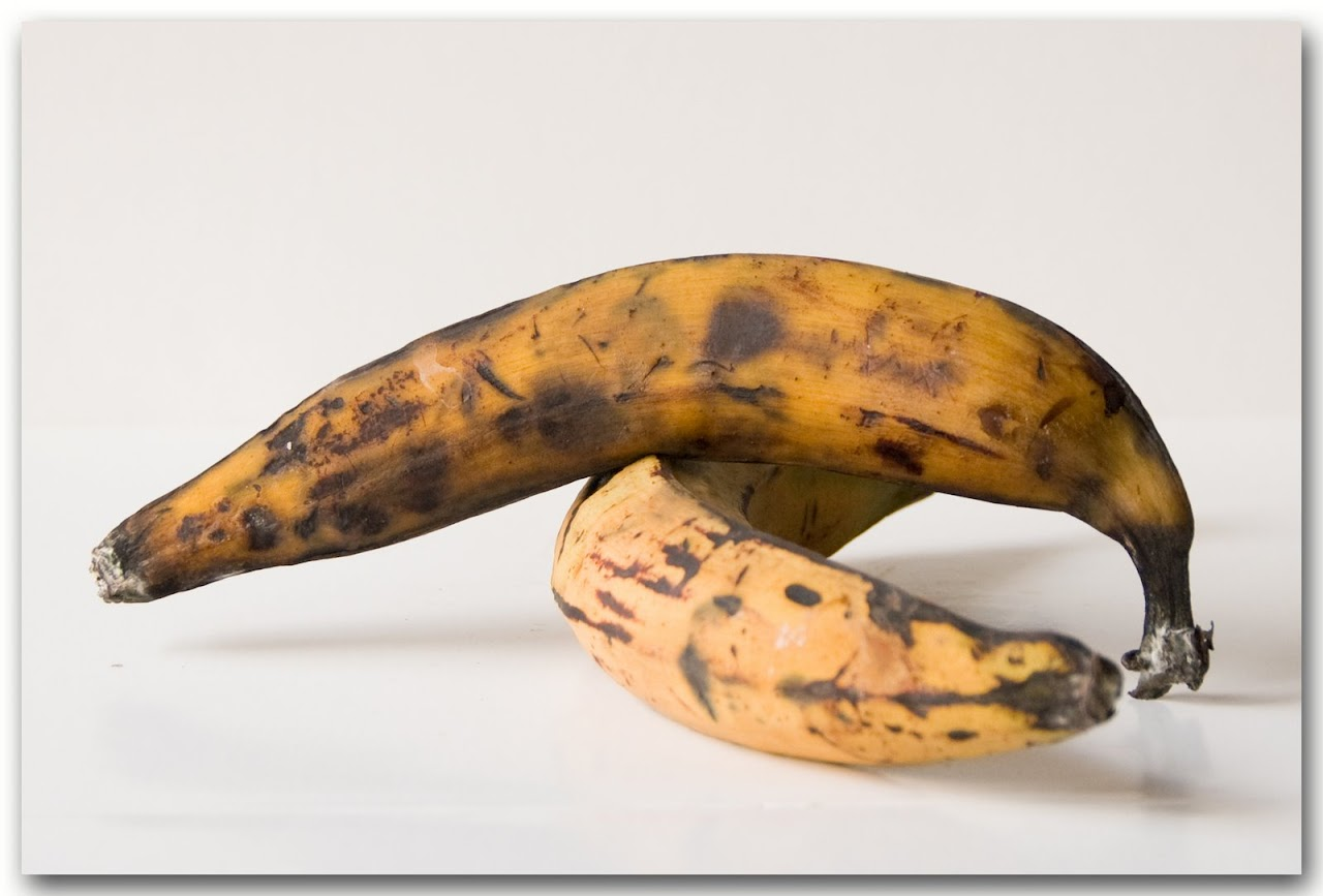 Ripe plaintains