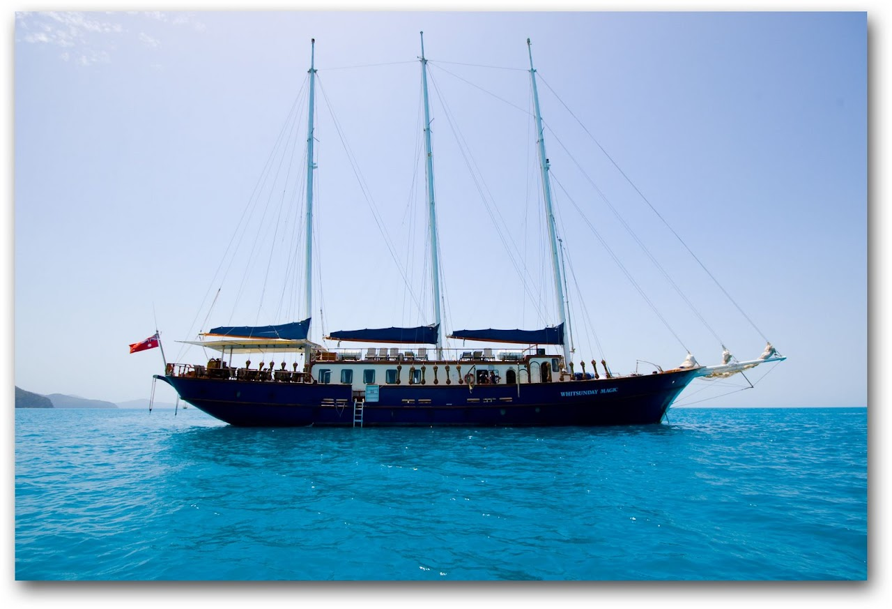 Whitsunday Magic Sailing Ship
