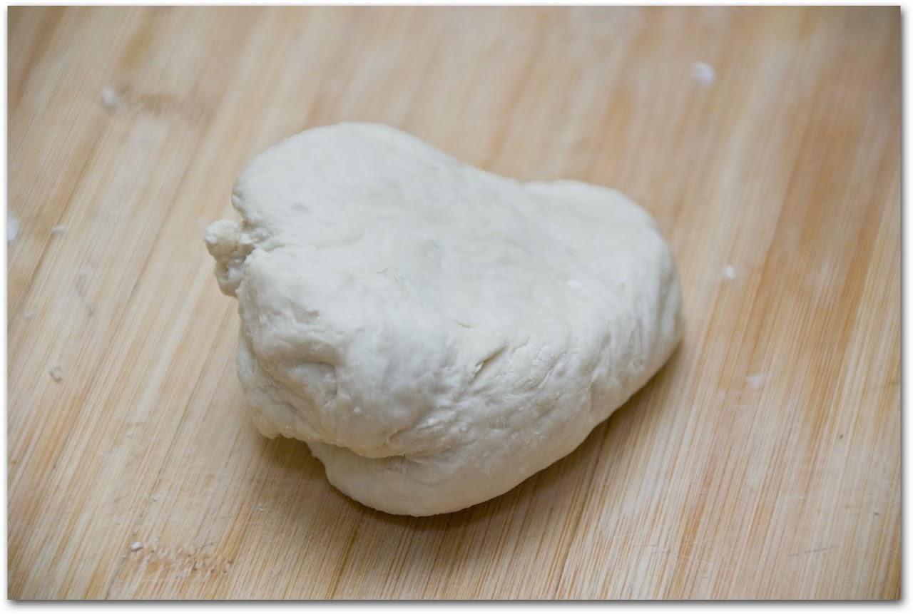 Jiaozi dough